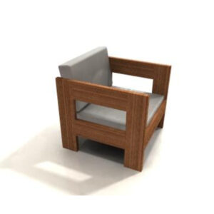 Sillon Quadra simple (Art. 3063)