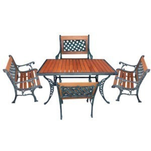 Juego de Trillas con mesa (Art. 3042)